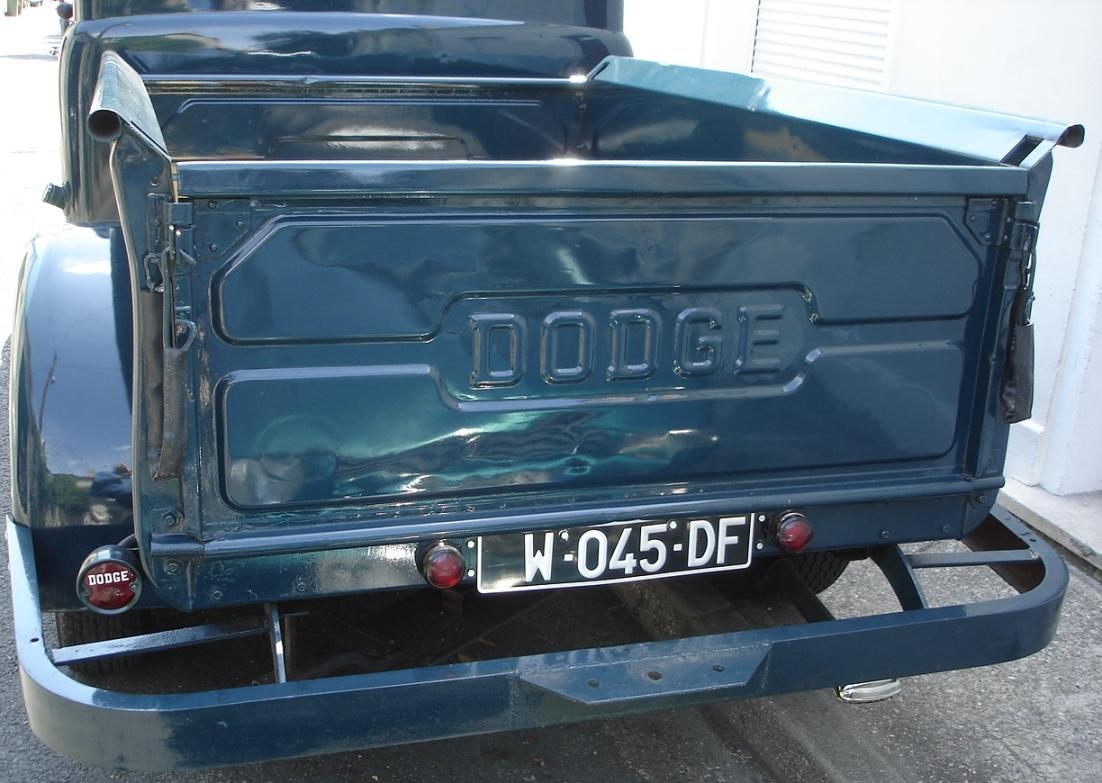 Galerie photos de la : Dodge