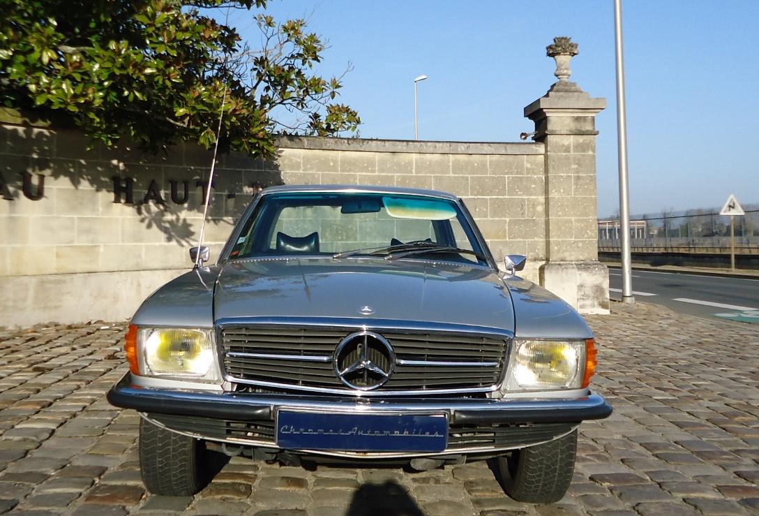 Galerie photos de la : Mercedès-Benz