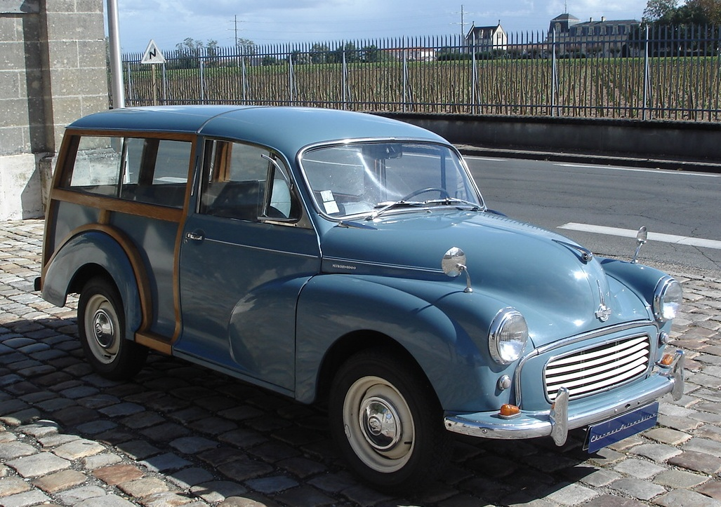 Galerie photos de la : Morris Minor