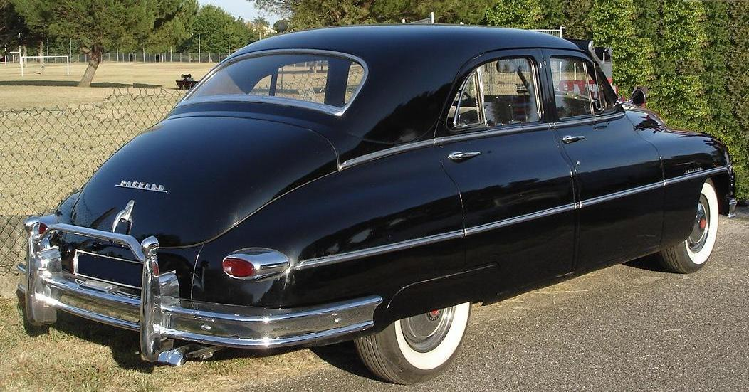 Galerie photos de la : Packard
