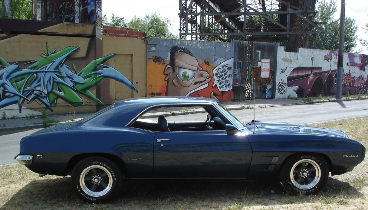 Galerie photos de la : Pontiac
